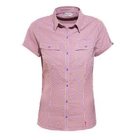 VAUDE Sura II - T-shirt manches courtes Femme - Multicolore